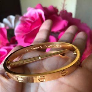 Screw Love Bracelet